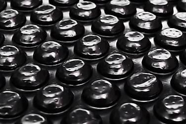 Poolfilm flytande svart 8x5m