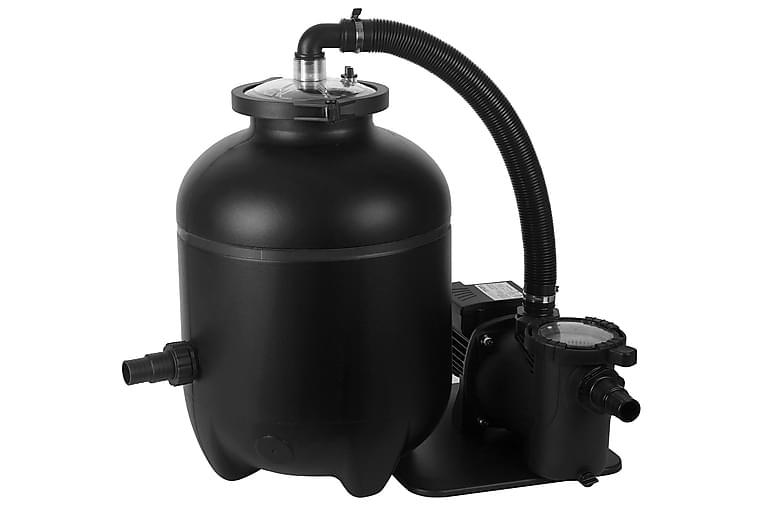 Filter system - Svart - Pool & spa - Spabadsrengöring - Spabadsfilter