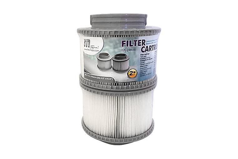 Mspa 6 st Filter 2-pack - Pool & spa - Spabadsrengöring - Spabadsfilter