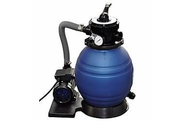 Sandfilterpump 400 W 11000 L/tim