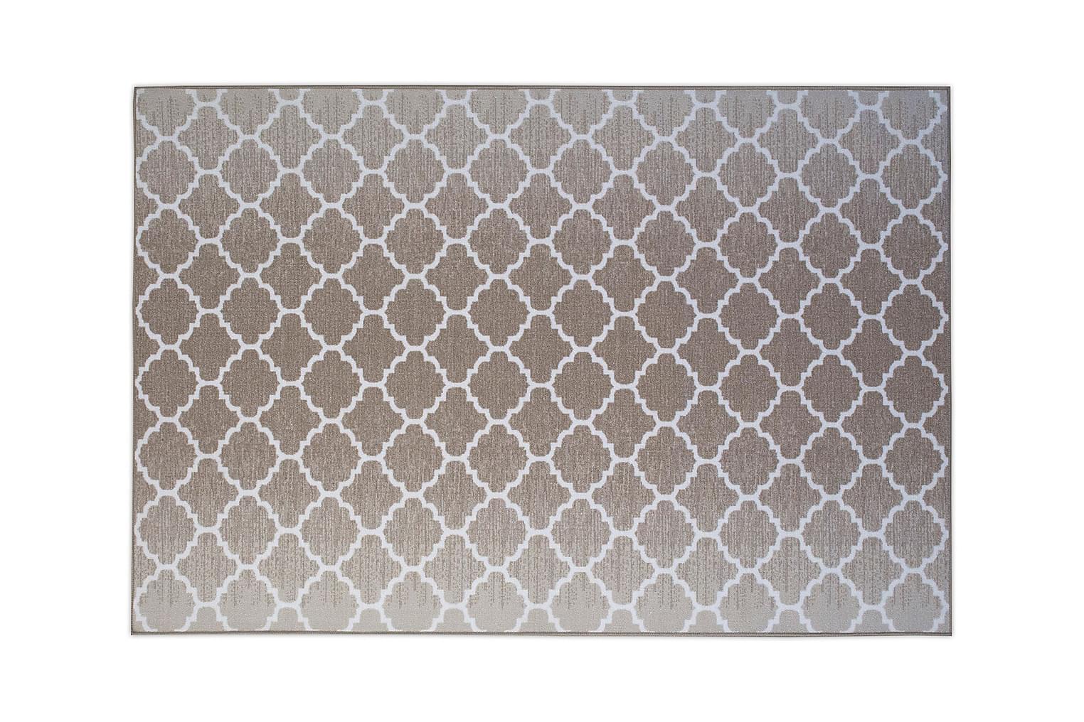 IPANEMA Kumitettu matto 80x150 Beige