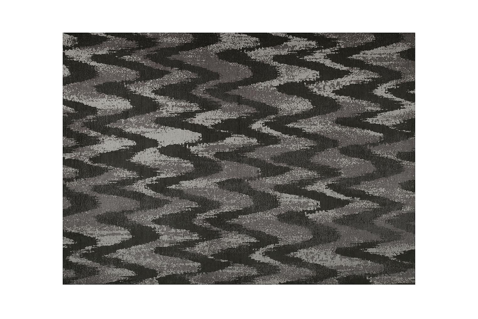 LUCERNE Matto 160x230 Harmaa/Kuviollinen