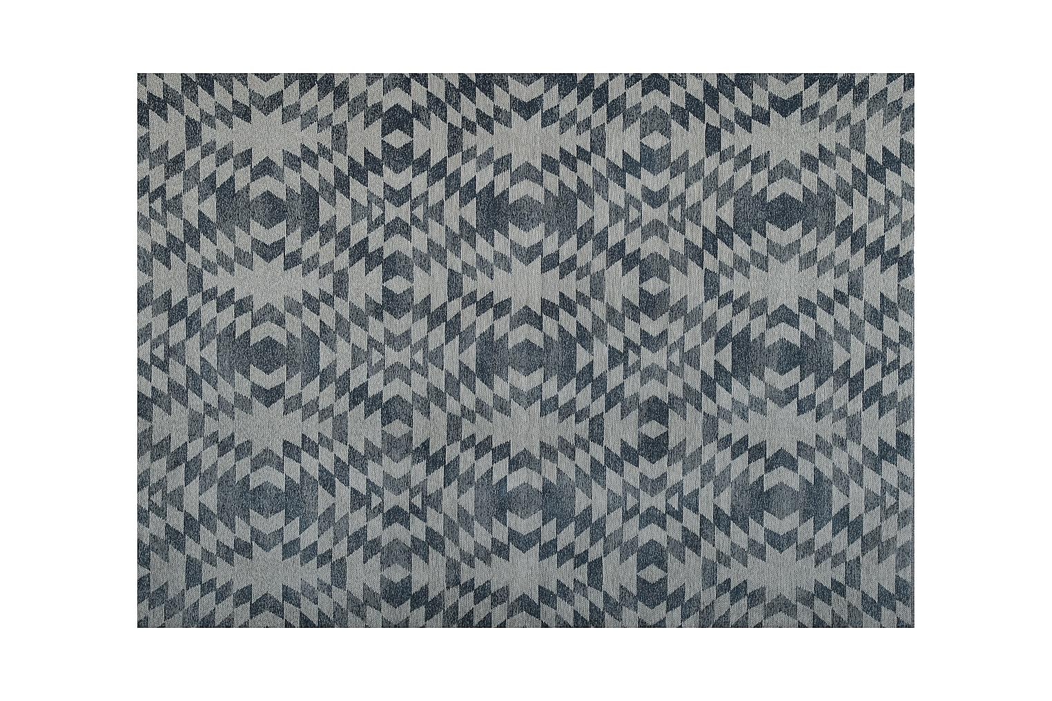 PANAMA Matto 135x190 Sininen