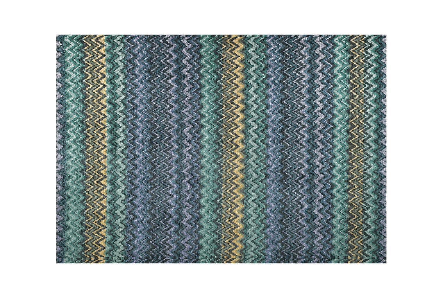 SANTORINI Matto 160x230 Sininen