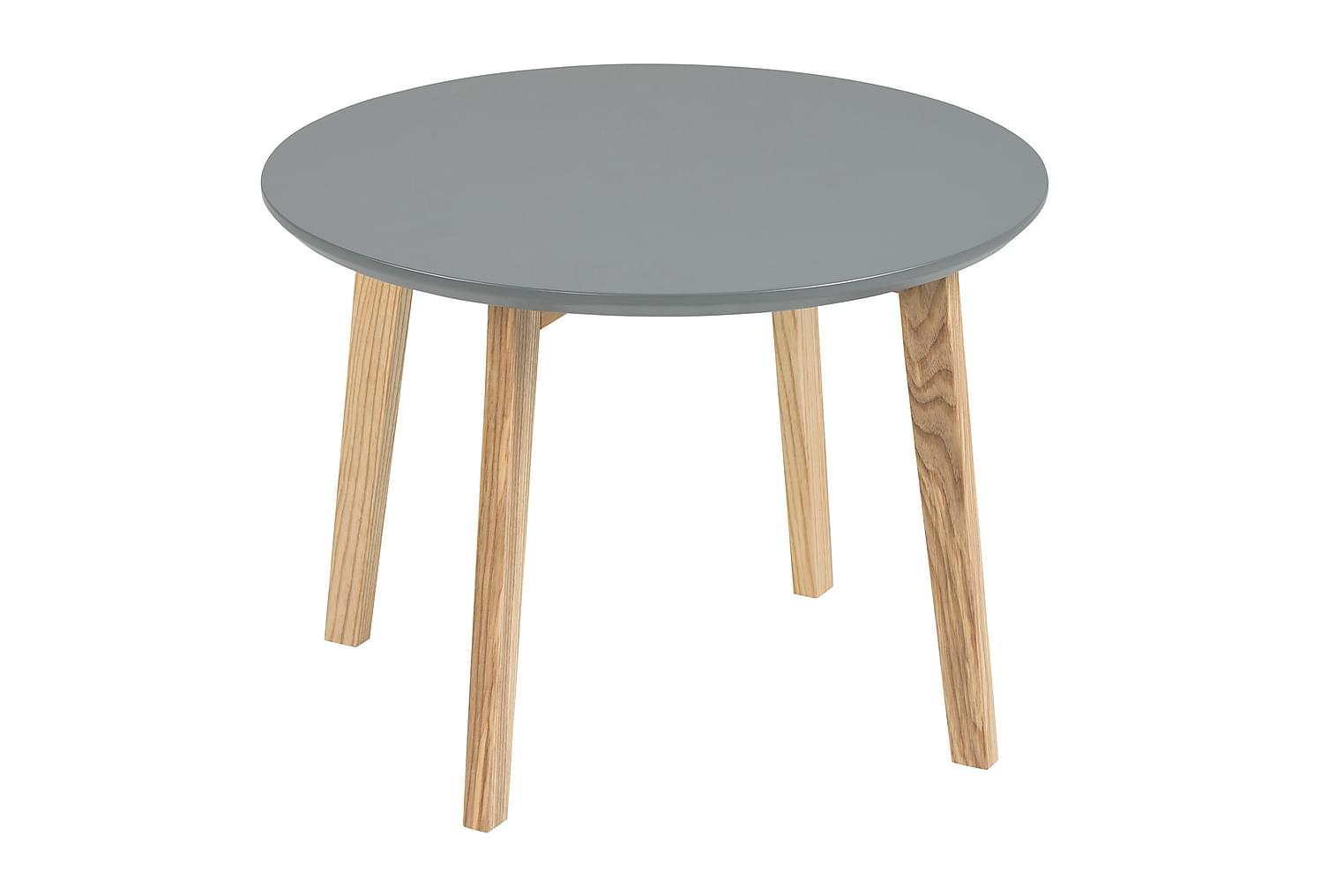 ISPANI Sivupöytä 50 Harmaa
