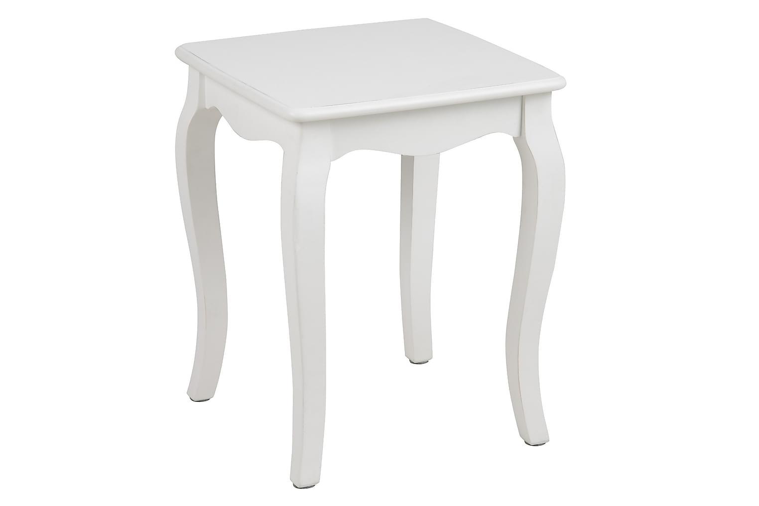 NEMBRO Sivupöytä 40 Valkoinen