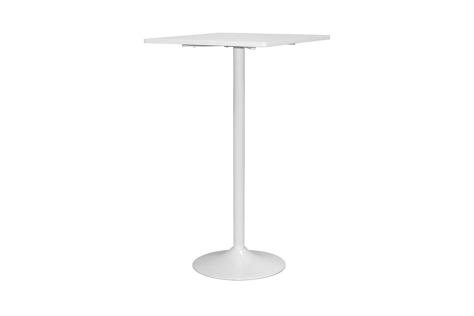 BOLANO Baaripöytä Valkoinen