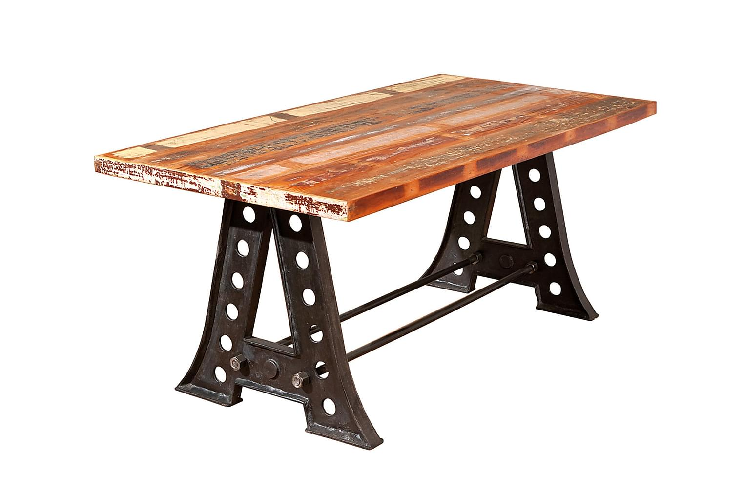 AMAR Pöytä 180 Luonnonväri/Musta