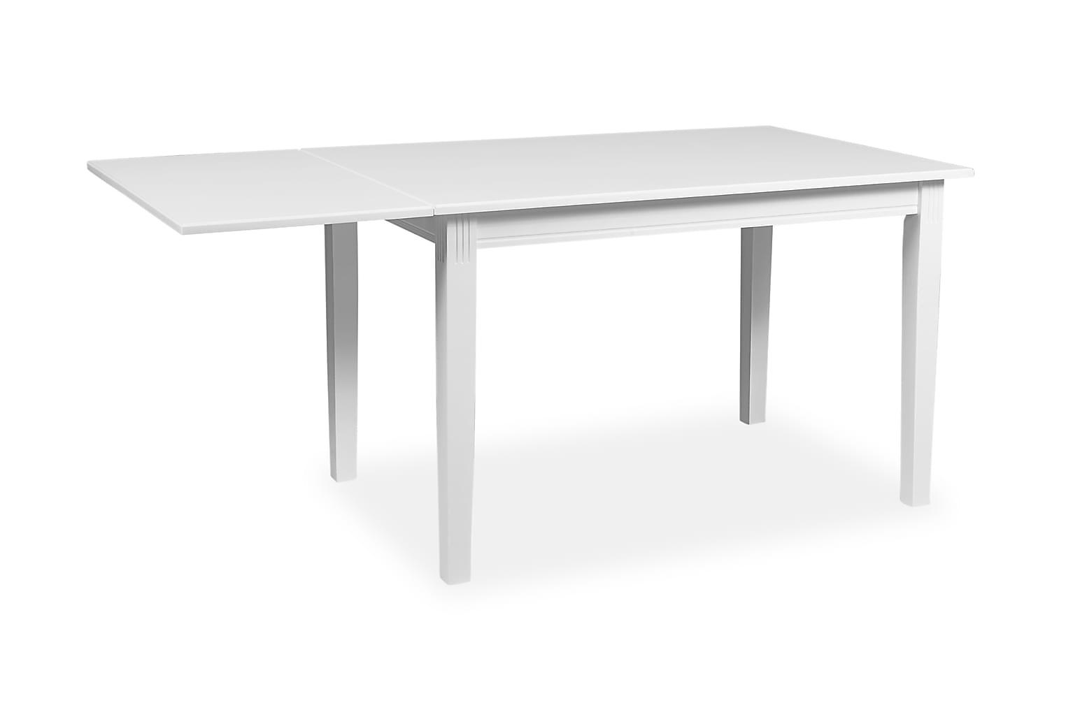 ASSARP Jatkettava Pöytä 120 Valkoinen