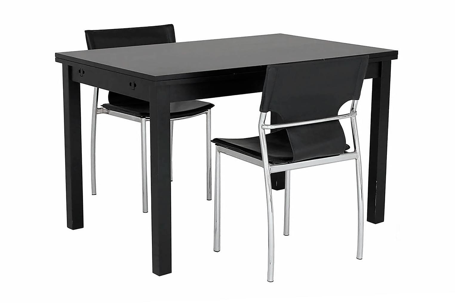 AVIANO Ruokapöytä Musta