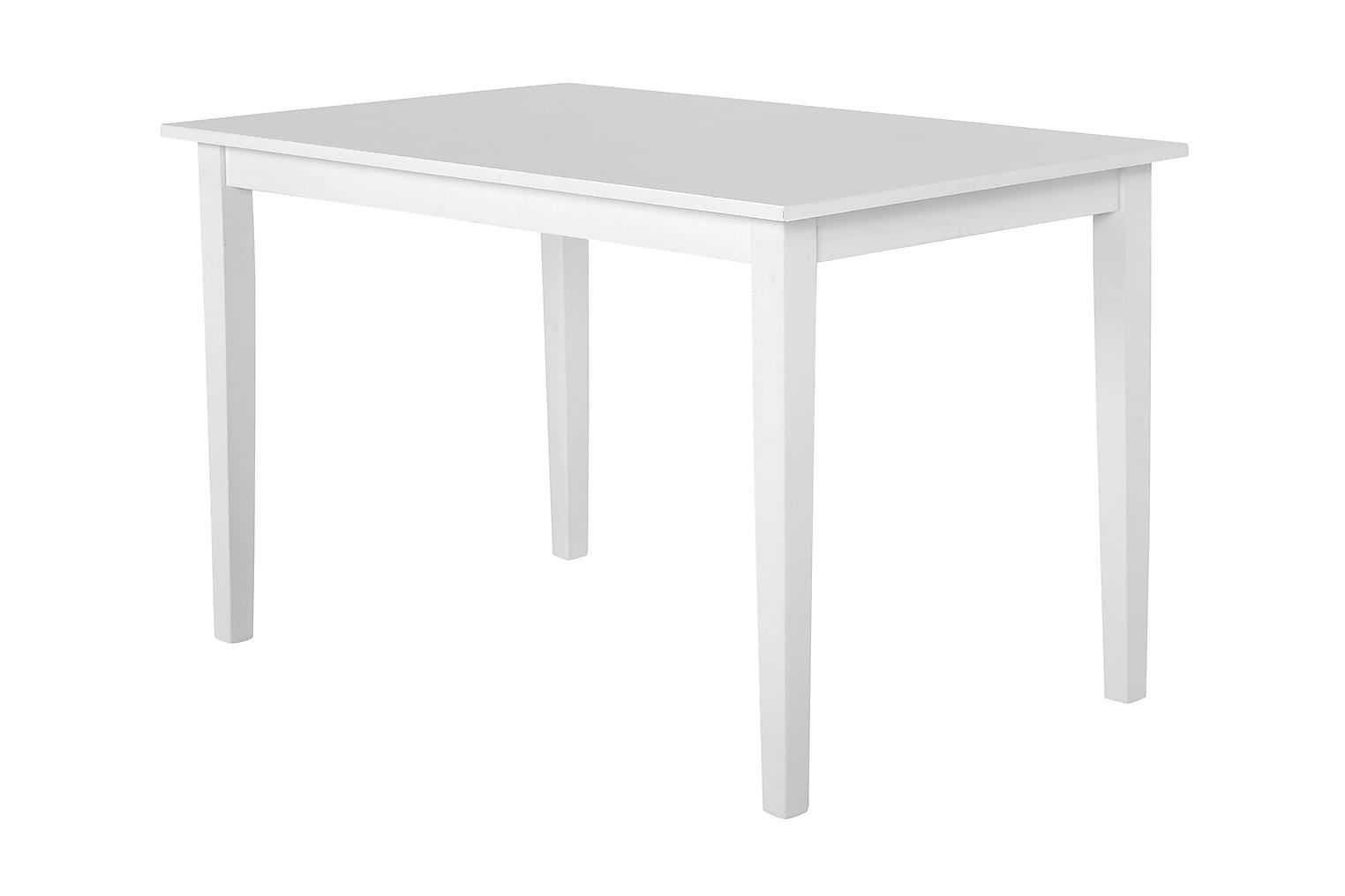 BARRINGTON Pöytä 120 Valkoinen