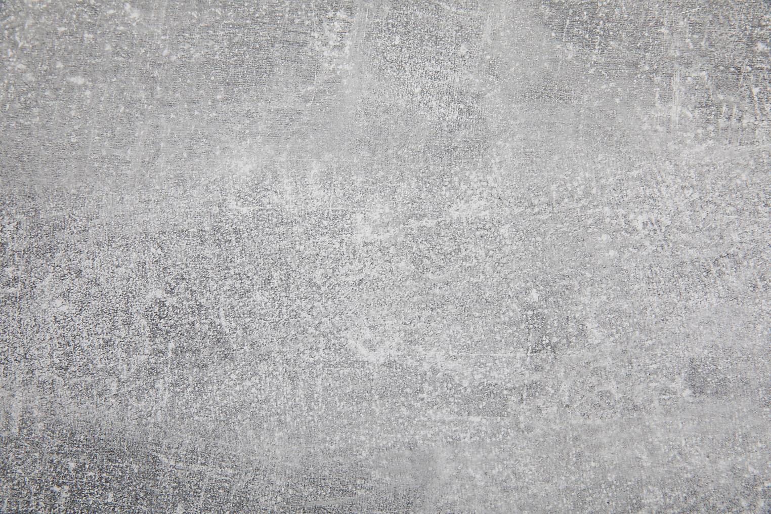 INZAGO Ruokapöytä 140 cm Betoni/Valkoinen