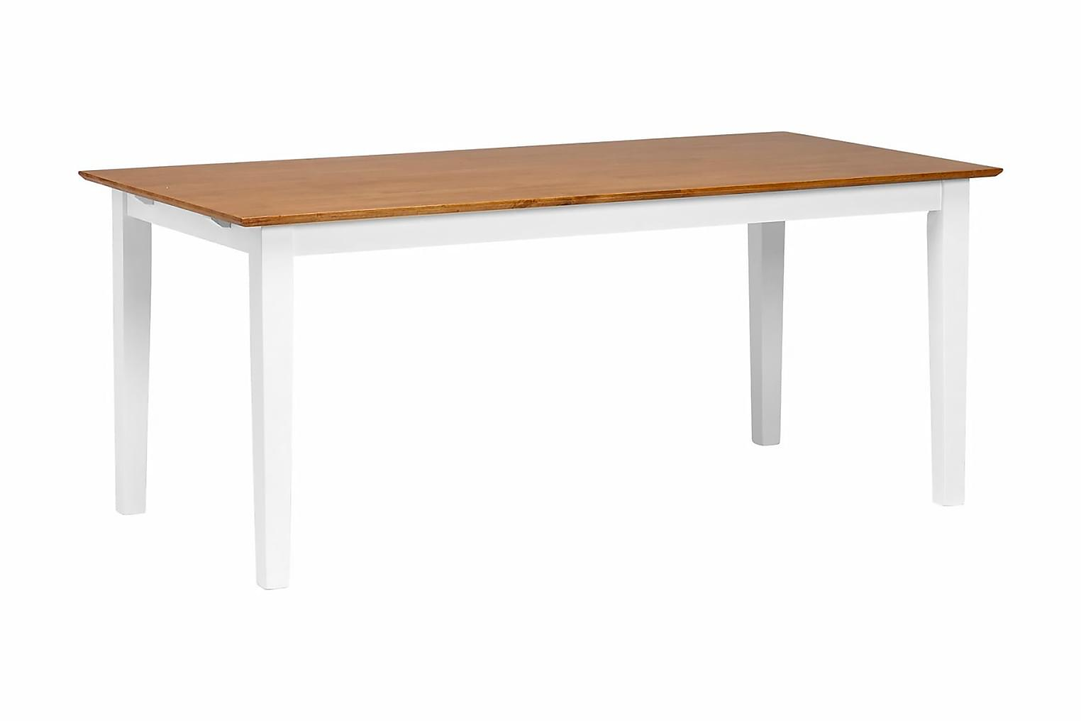LANA Pöytä 180 Ekbets/Valkoinen
