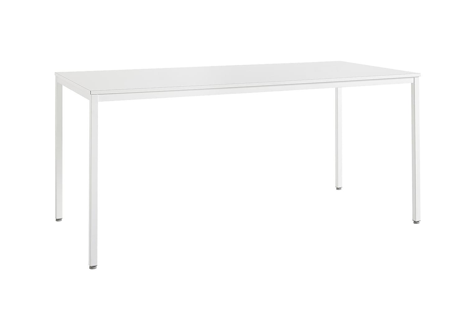 MONCTON Pöytä 160 Valkoinen