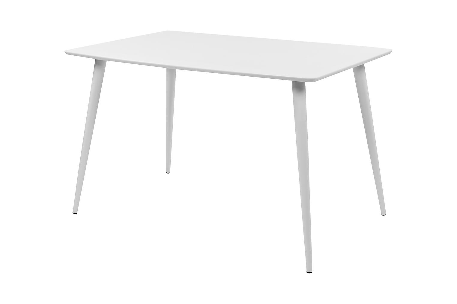 MONI Pöytä 120 Valkoinen