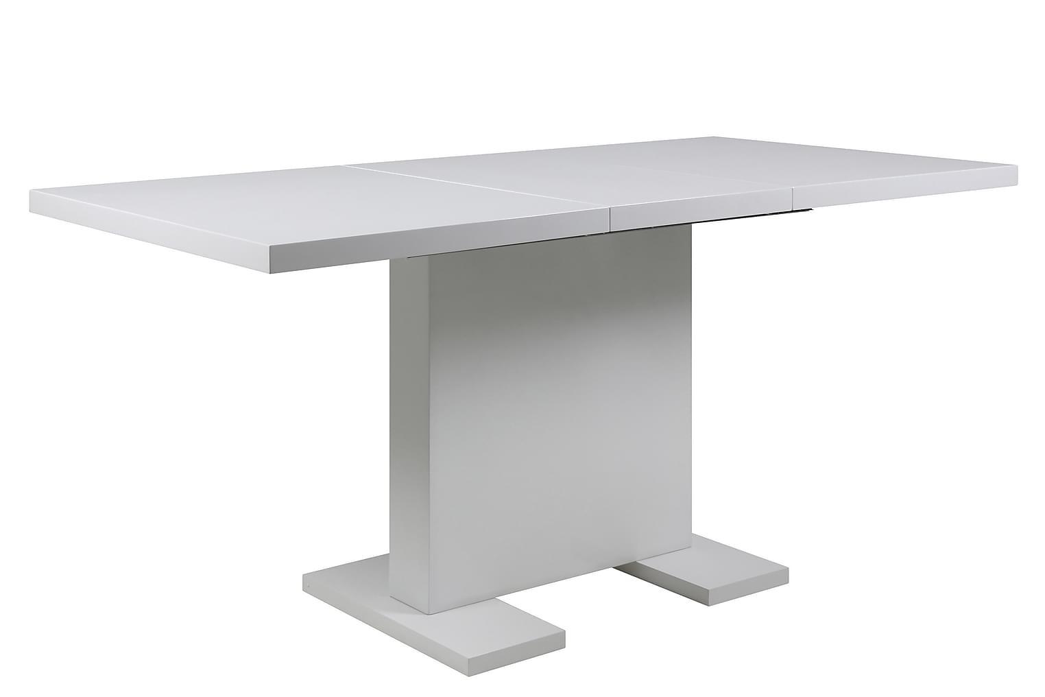 OSILO Ruokapöytä Valkoinen