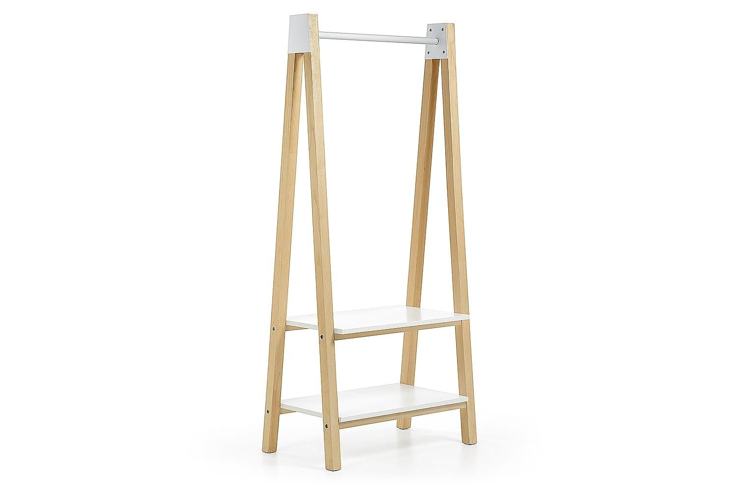 NANTO Hylly Valkoinen 89/46,5cm
