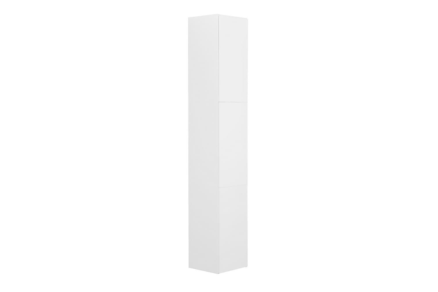 AGAVE Kaappi 39 Jaettu Valkoinen + Valkoinen
