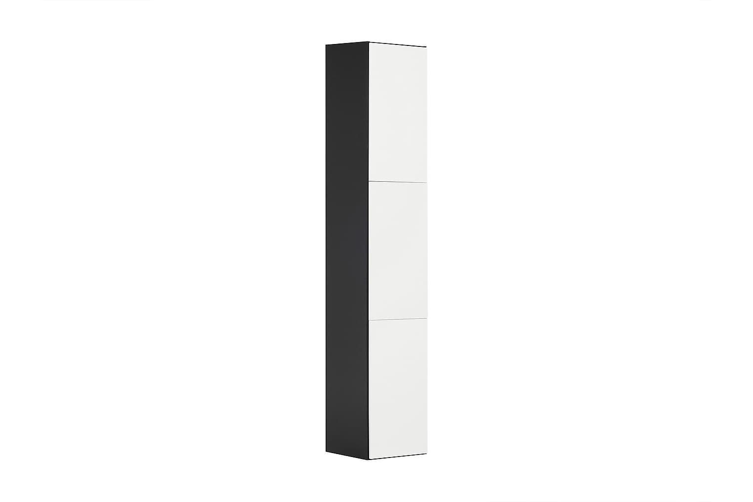 AGAVE Kaappi 39 Musta + Valkoinen