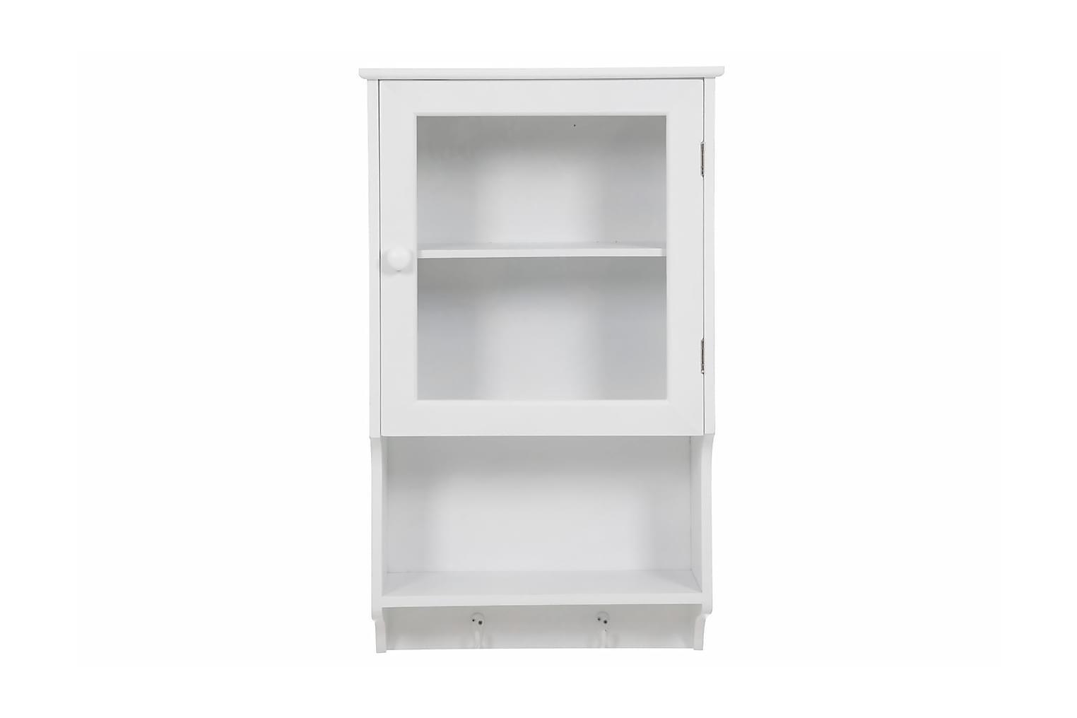 ALFIE Seinäkaappi 40 Valkoinen
