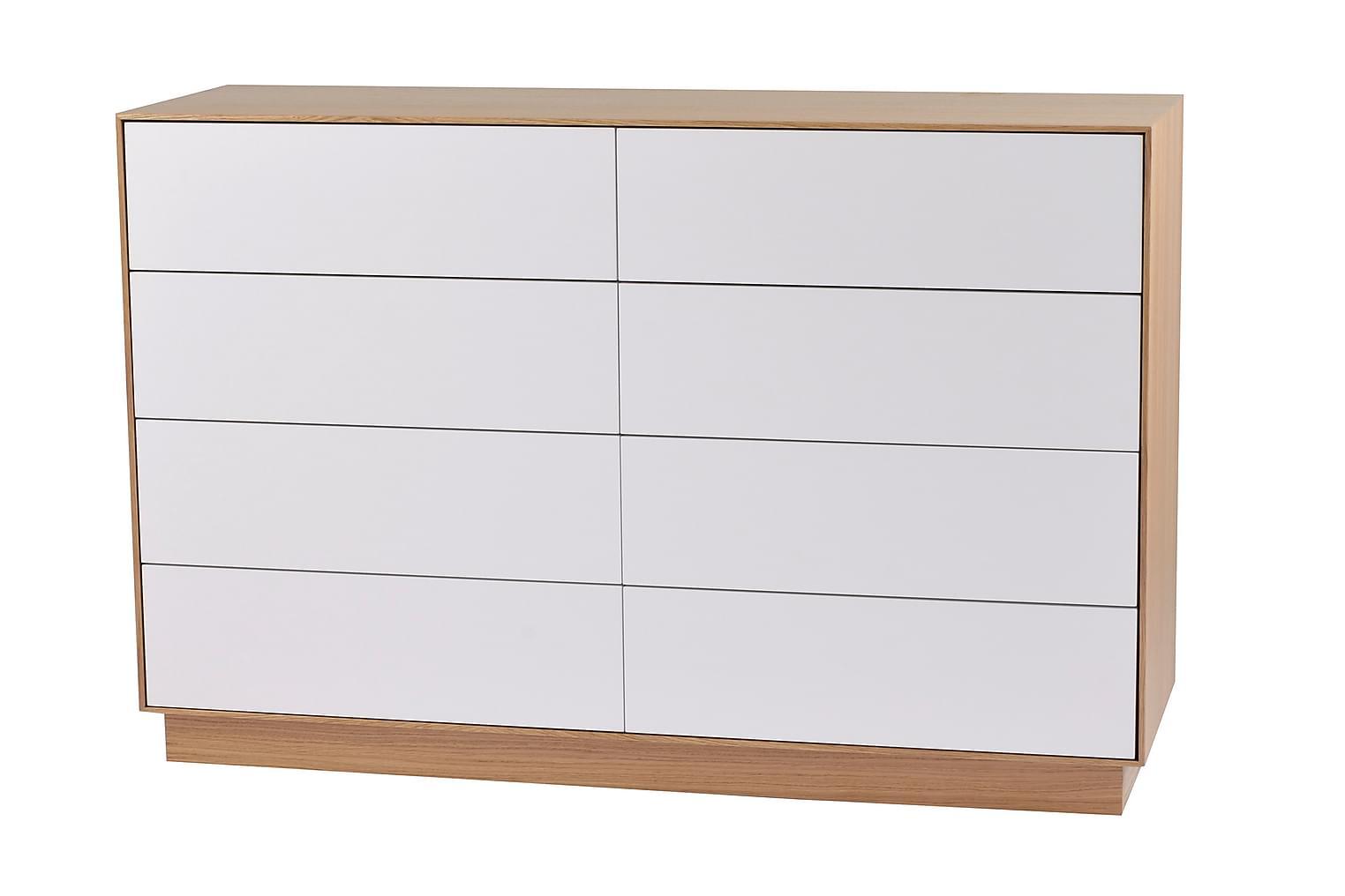 BOYD Lipasto 125 Tammi/valkoinen