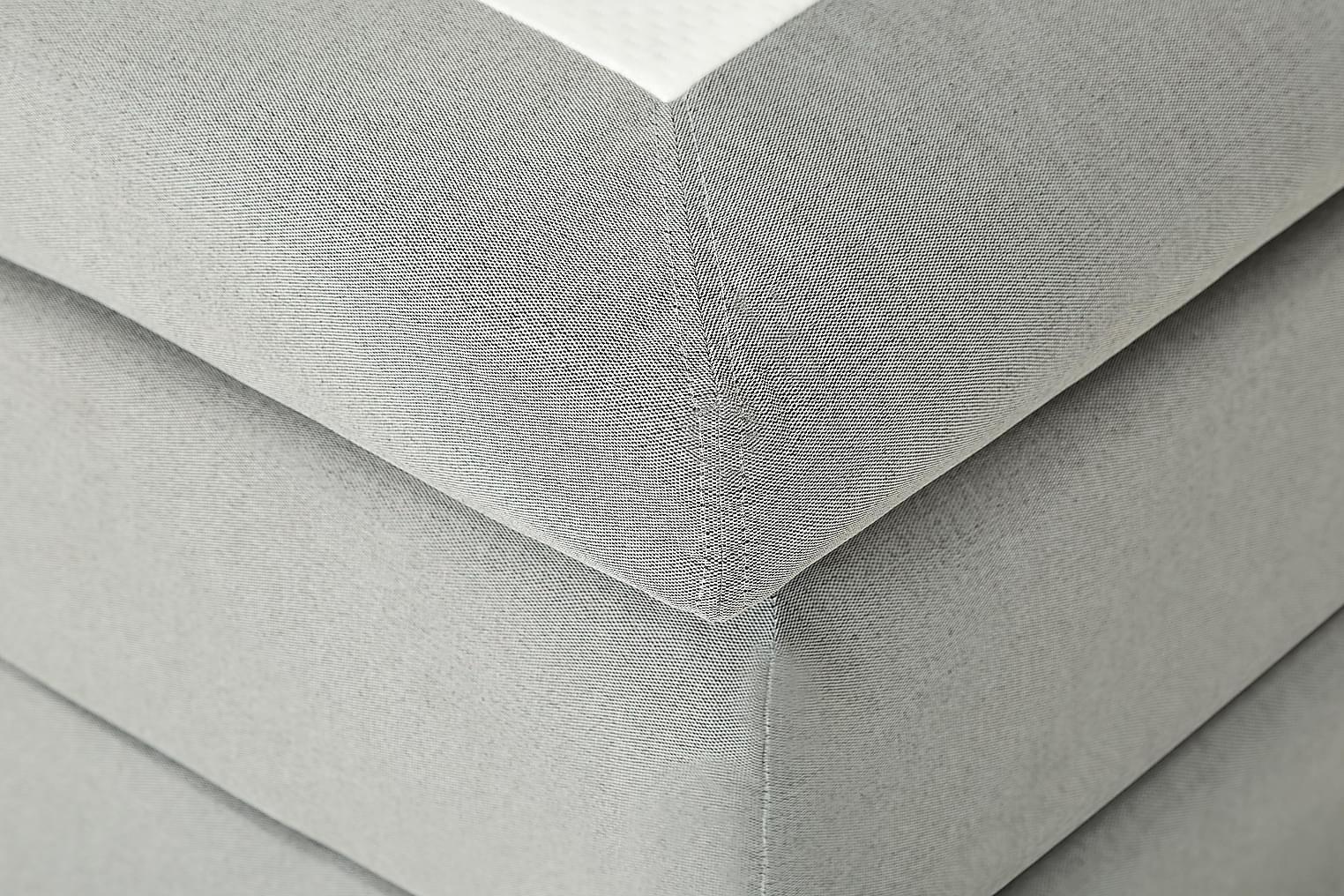 TESS Sijauspatja 6 cm Polyeteeri-Vaahtomuovi 160 Harmaa