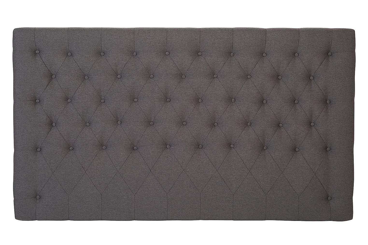 MONARK Comfort Sängynpääty 210 Harmaa