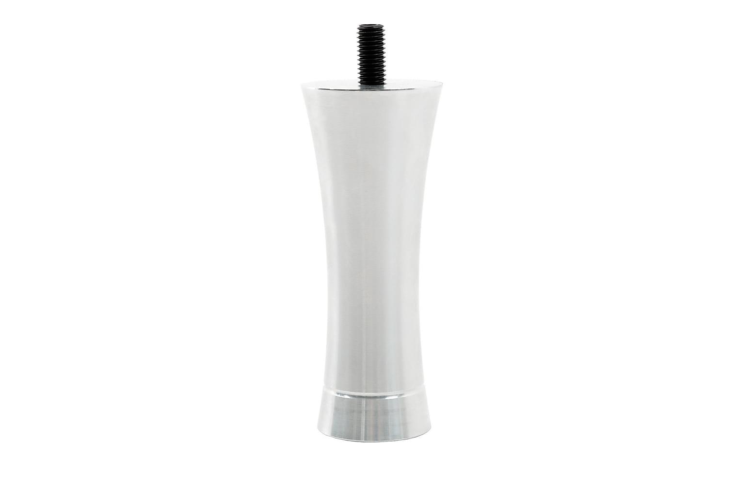 SÄNGYNJALAT Leveä 12 cm 4 kpl Alumiini