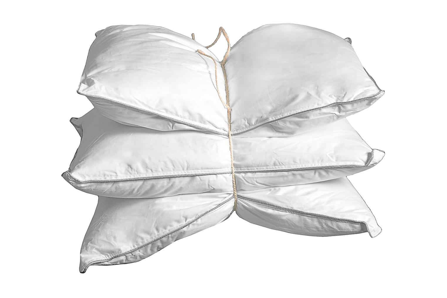 COVINA Untuvatyyny Medium Valkoinen 60x50