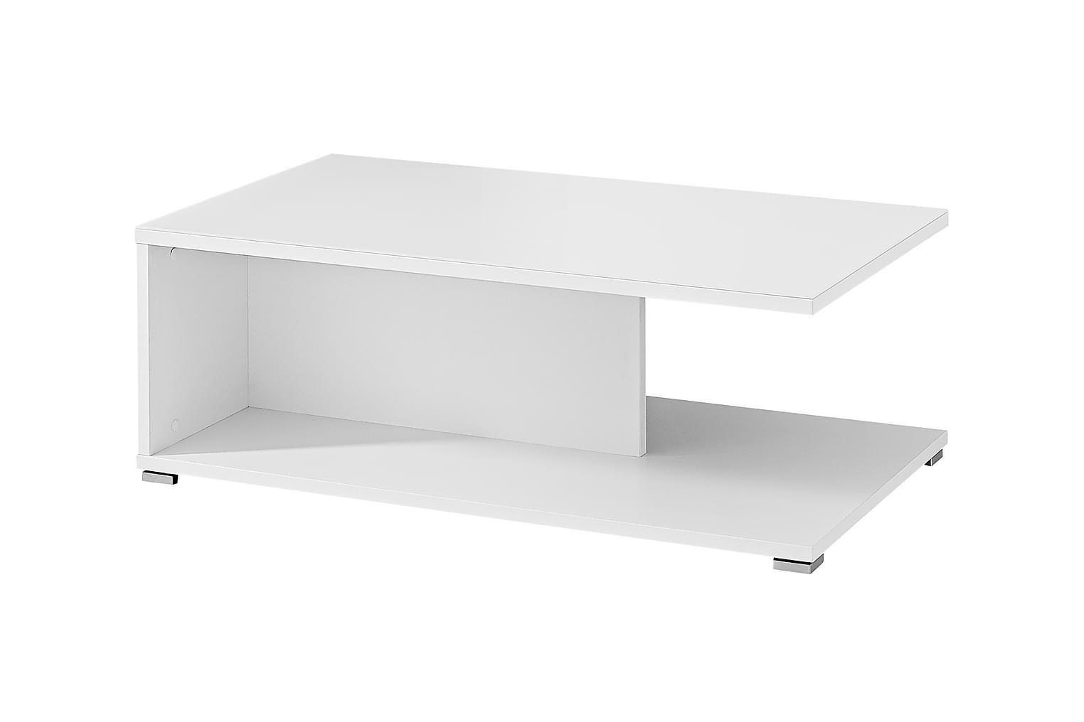 CODY Sohvapöytä 109 Valkoinen