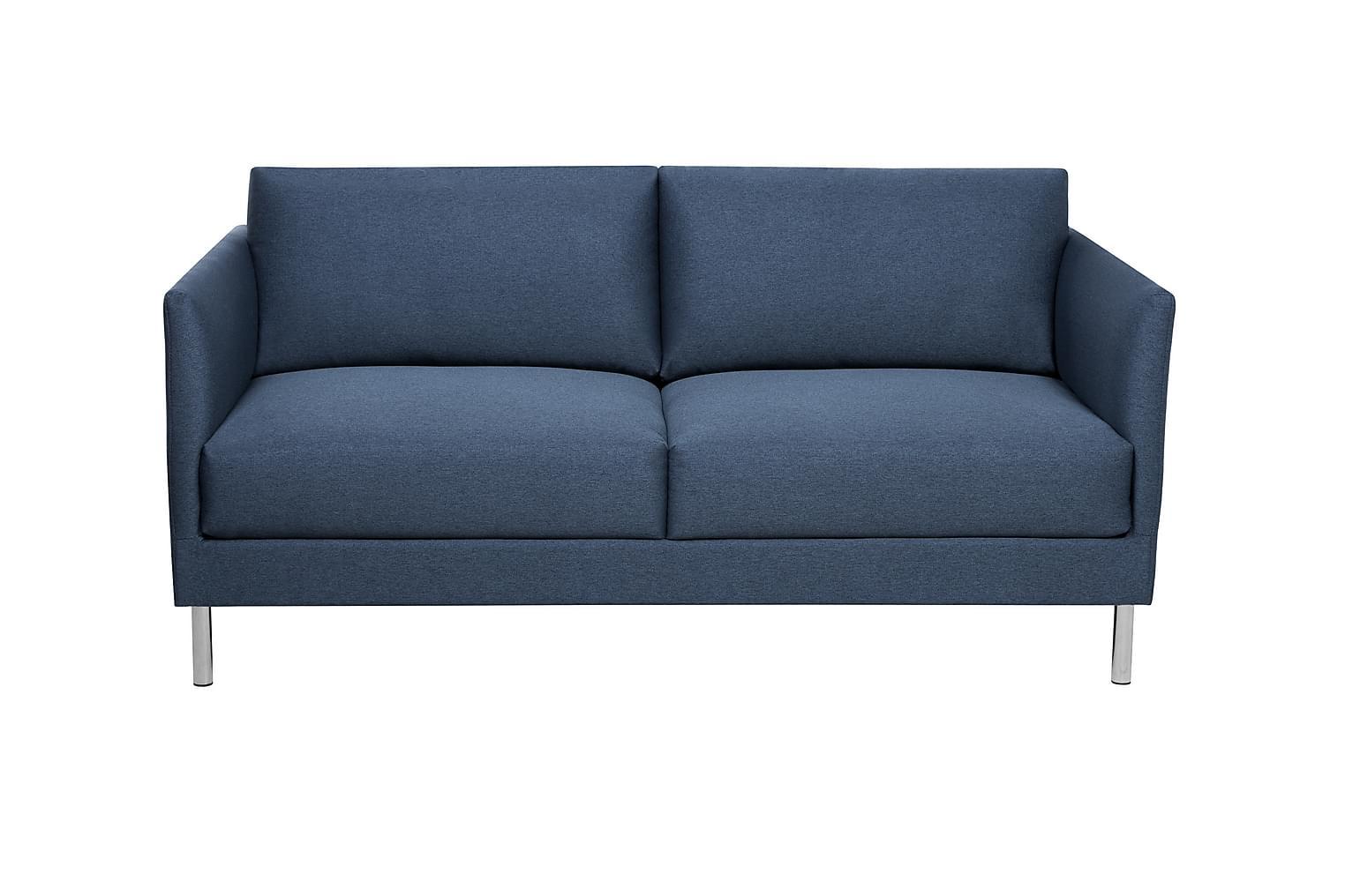 Frostbo 2-Istuttava Sohva Sininen