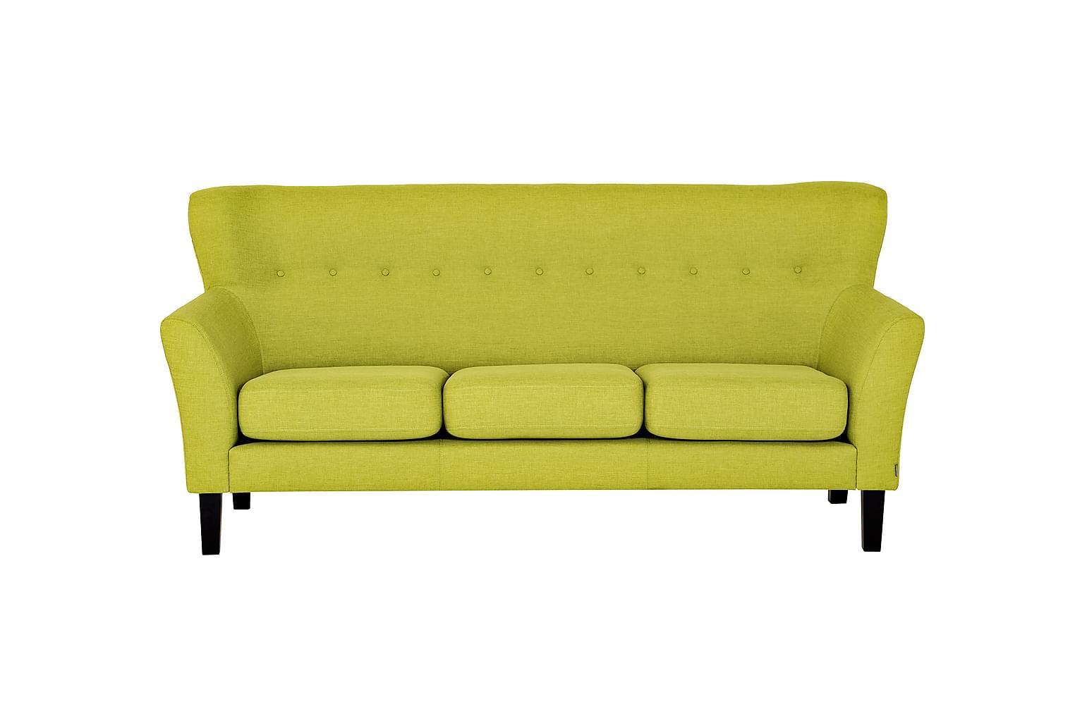 MONET 3:n ist Sohva Lime