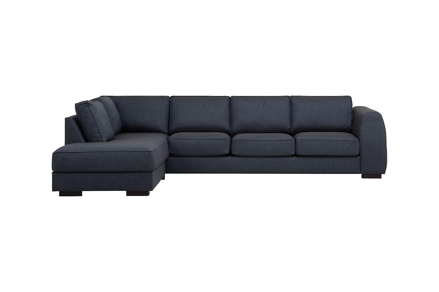 MEMPHIS L-sohva Vasen Sininen