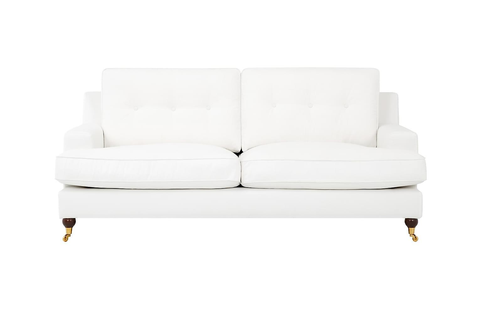 CONNOR 2,5-istuttava Sohva Valkoinen