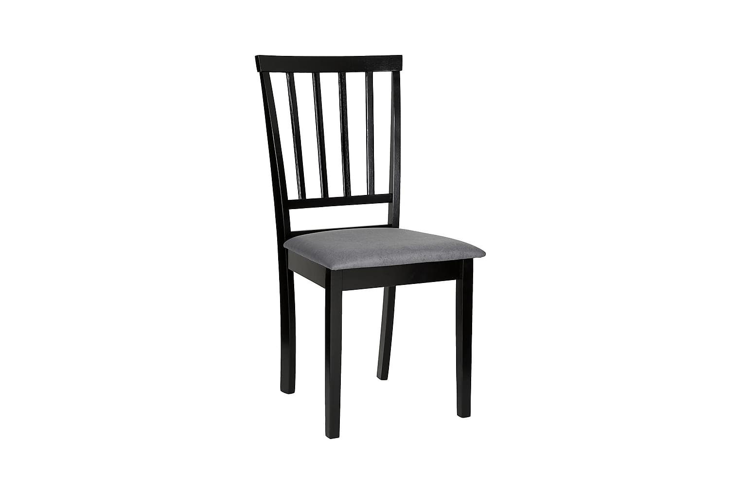 ALICE Tuoli Musta/Harmaa