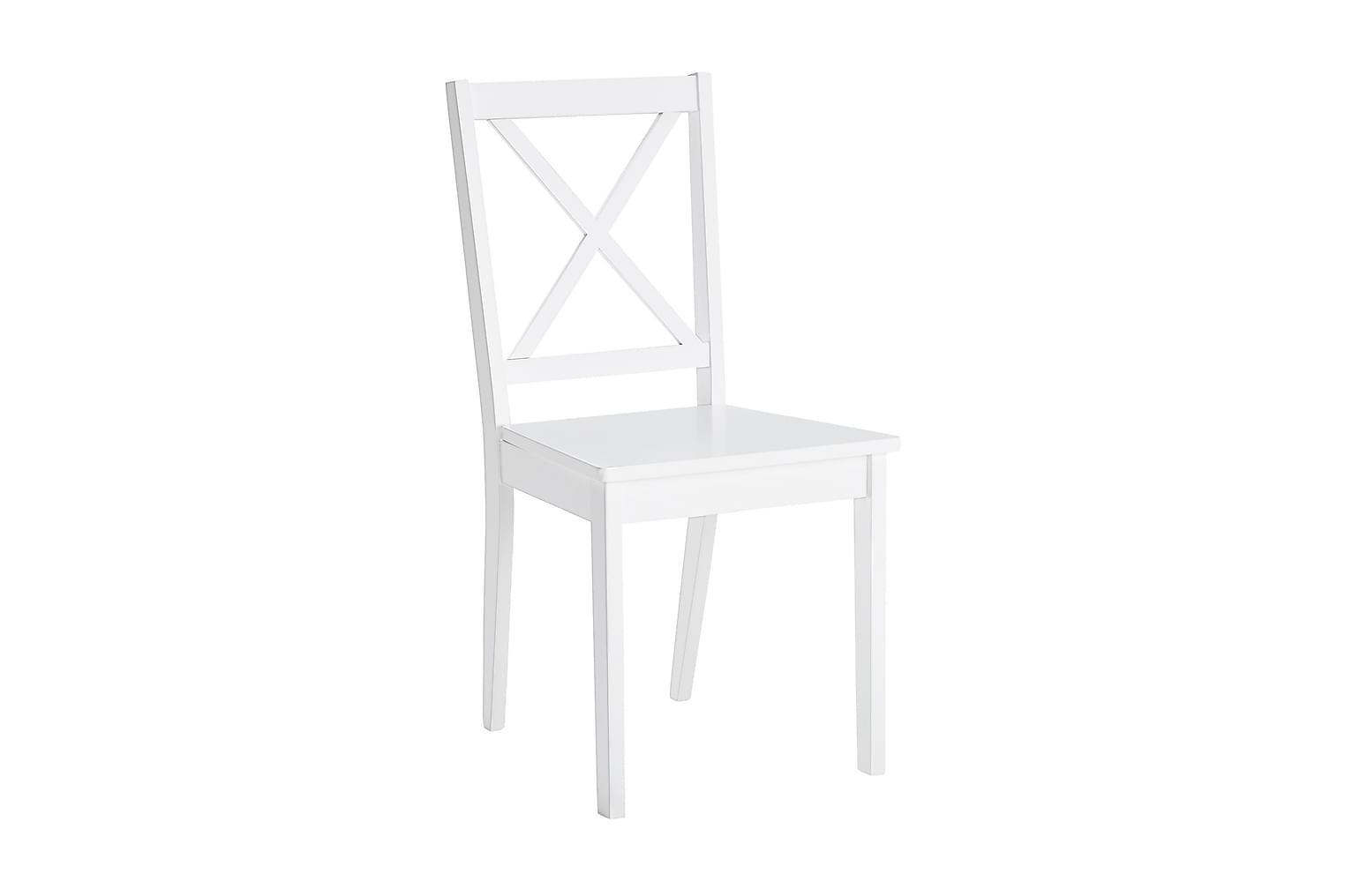 BARRINGTON Tuoli Valkoinen