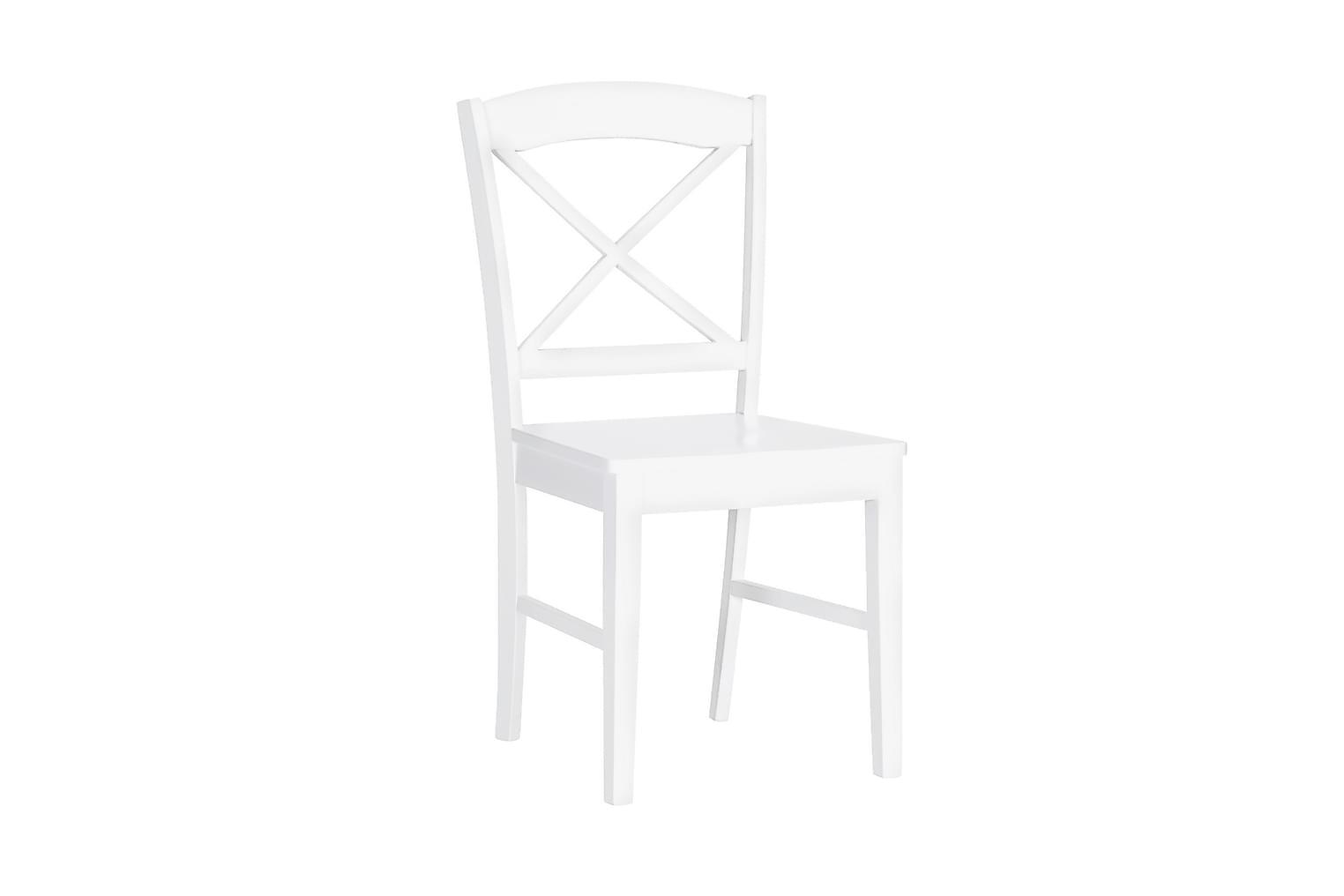 BRÖMSEBO Tuoli Valkoinen