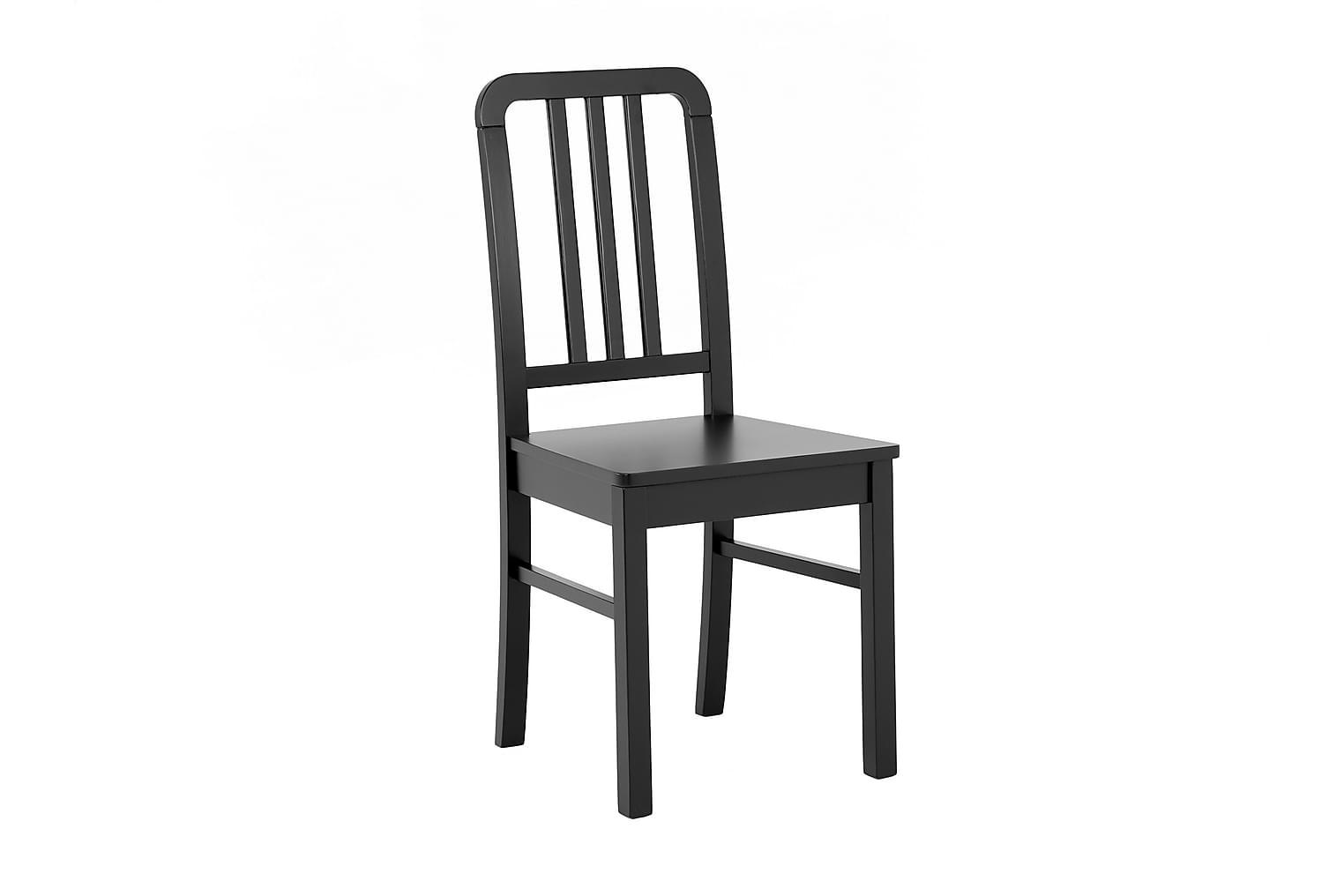 EVELINA Tuoli Musta