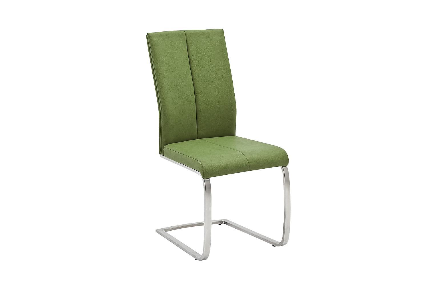 FLORENTIN Tuolin jalusta B/Vihreä
