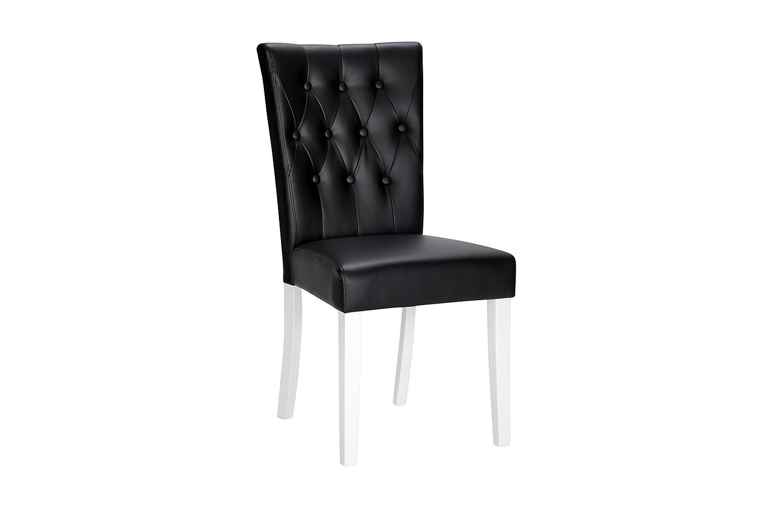 KUNGÄLV Tuoli Musta/Valkoinen