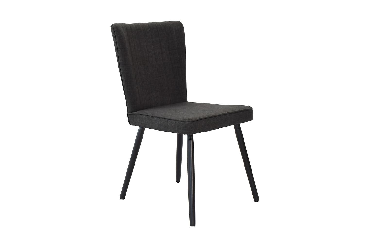 NILS Tuoli Musta/Musta