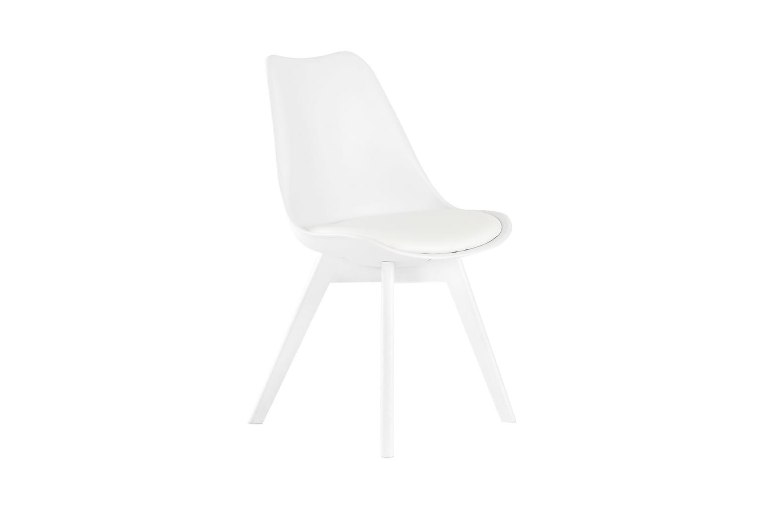PEACE Tuoli Valkoinen/Valkoinen