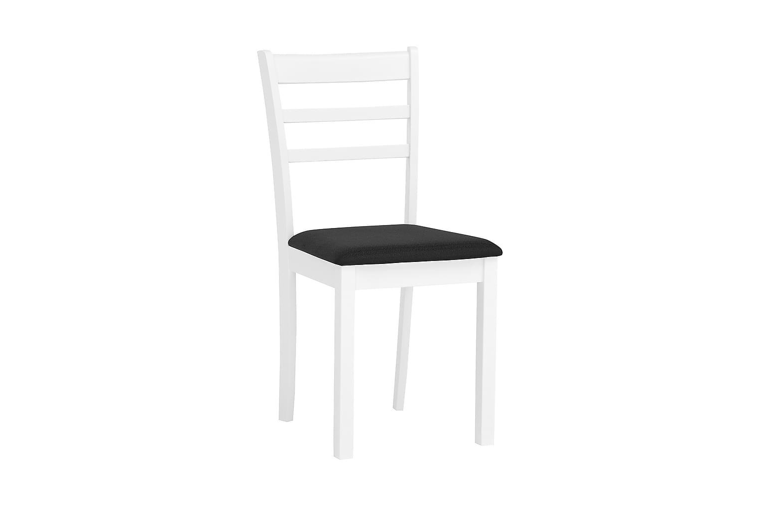 SJÖBERG Tuoli 2-Pakkaus Valkoinen/Musta