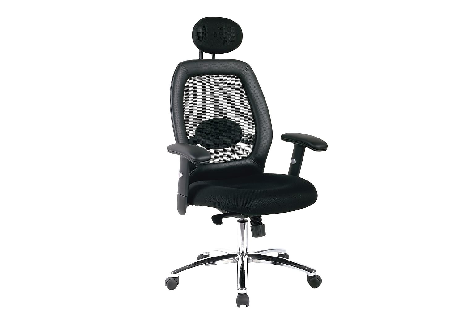 HERMES Kirjoituspöydän tuoli Musta