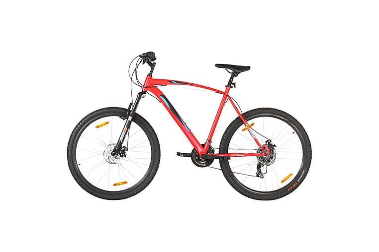 Mountainbike 21 växlar 29-tums däck 53 cm ram röd - Röd - Sport & fritid - Friluftsliv - Cyklar