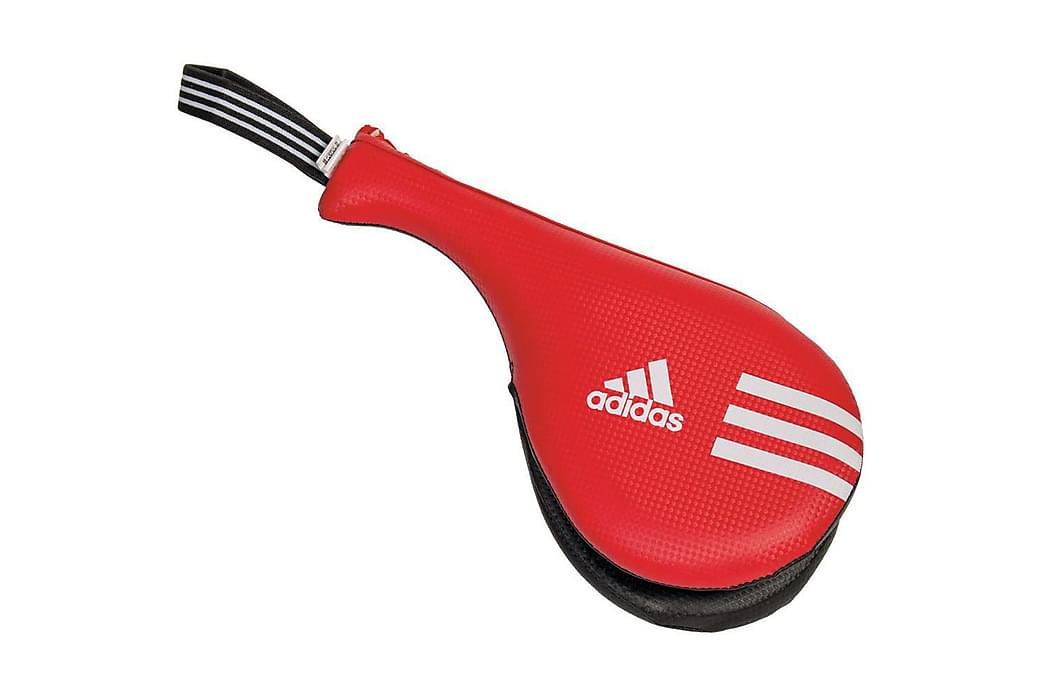 Dubbel Sparkspade för barn Adidas - Svart Röd - Sport & fritid - Hemmagym - Träningsredskap