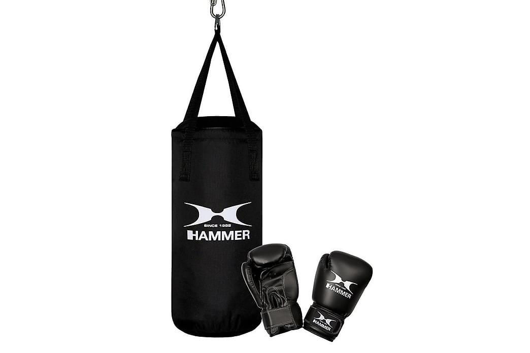 Hammer Boxing Set Junior Inkl. 6 oz handskar - Sport & fritid - Hemmagym - Träningsredskap