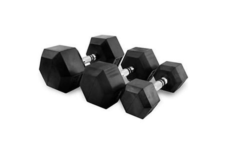FitNord Hex (pair) - 15 kg - Sport & fritid - Hemmagym - Vikter & skivstänger