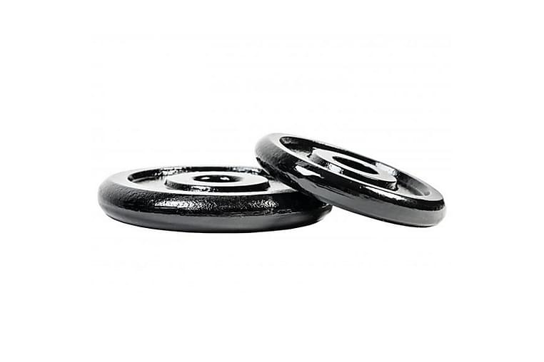 FitNord Weight plate, iron - 5 kg - Sport & fritid - Hemmagym - Vikter & skivstänger