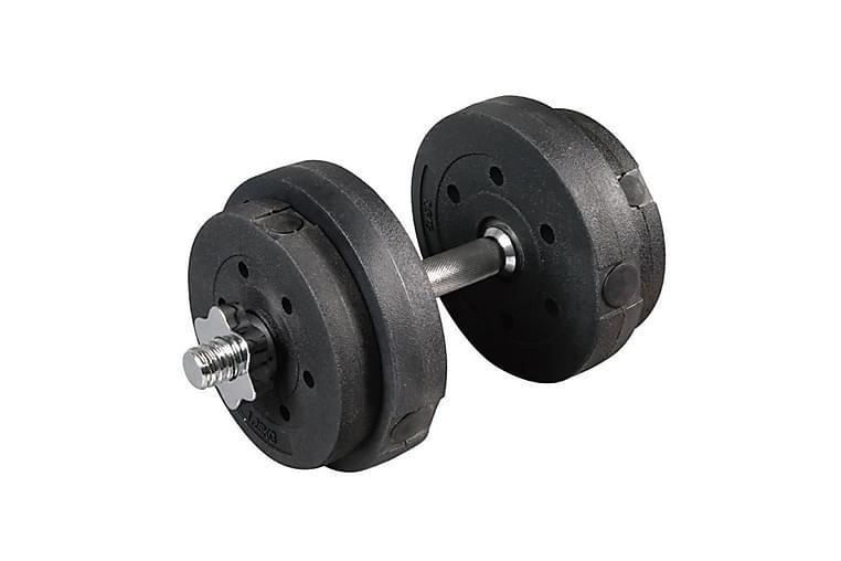 TITAN LIFE Handweight 20kg - Adjustable - 20 kg - Sport & fritid - Hemmagym - Vikter & skivstänger